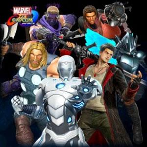 Marvel vs Capcom Infinite Avenging Army Costume Pack
