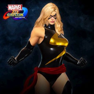 Marvel vs Capcom Infinite Captain Marvel Warbird Costume