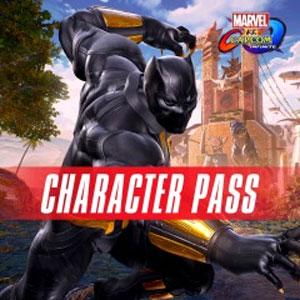 Marvel vs Capcom Infinite Character Pass
