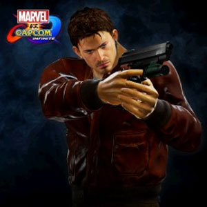 Marvel vs Capcom Infinite Chris Classic Costume