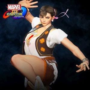 Marvel vs Capcom Infinite Chun-Li Casual Costume