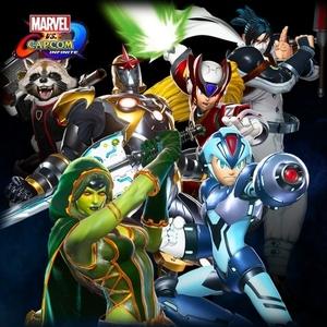 Marvel vs. Capcom Infinite Cosmic Crusaders Costume Pack
