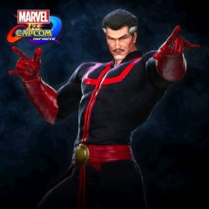 Marvel vs Capcom Infinite Doctor Strange Illuminati Costume