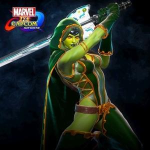 Marvel vs. Capcom Infinite Gamora Classic Costume