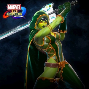 Marvel vs. Capcom Infinite Gamora Classic Costume