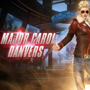 Marvel vs Capcom Infinite Major Carol Danvers