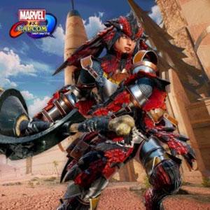 Marvel vs Capcom Infinite Monster Hunter