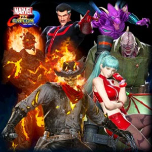 Marvel vs Capcom Infinite Mystic Masters Costume Pack