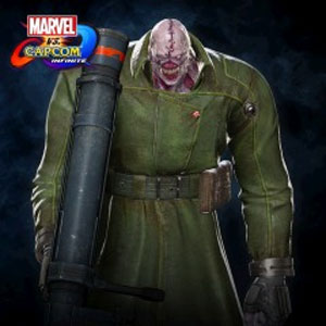 Marvel vs Capcom Infinite Nemesis Tyrant Costume