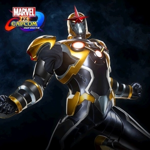 Marvel vs. Capcom Infinite Nova Prime Costume