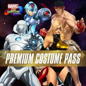 Marvel vs Capcom Infinite Premium Costume Pass