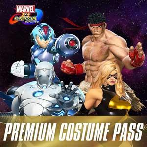 Marvel vs Capcom Infinite Premium Costume Pass