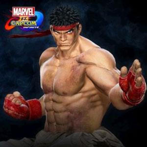 Marvel vs Capcom Infinite Ryu Wanderer Costume