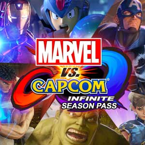 Marvel vs Capcom Infinite Season Pass