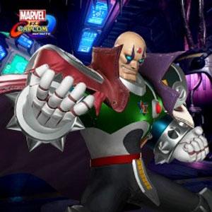 Marvel vs Capcom Infinite Sigma
