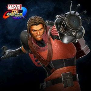 Marvel vs Capcom Infinite Spencer Gottfried Costume