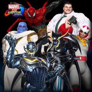 Marvel vs Capcom Infinite Stone Seekers Costume Pack