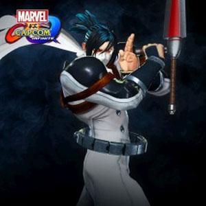 Marvel vs Capcom Infinite Strider Hien Costume