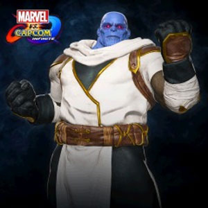 Marvel vs Capcom Infinite Thanos Annihilation Costume