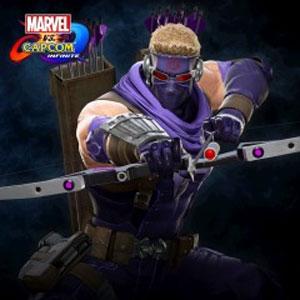 Marvel vs Capcom Infinite Ultimate Hawkeye Costume
