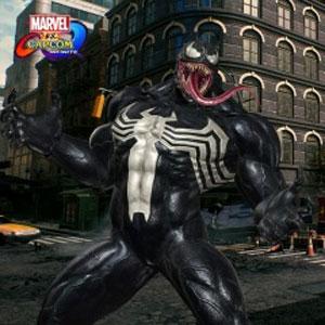 Marvel vs Capcom Infinite Venom