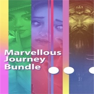 Buy Marvellous Journeys Bundle Xbox Series Compare Prices