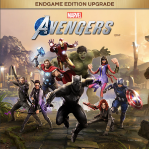 Marvel's Avengers Endgame Edition DLC Upgrade