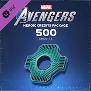 Marvel's Avengers Heroic Credits Pack