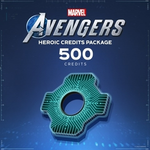Buy Marvels Avengers Heroic Credits Pack PS4 Compare Prices