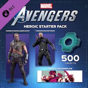 Marvel's Avengers Heroic Starter Pack