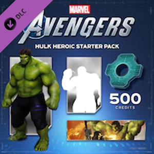 Marvel's Avengers Hulk Heroic Starter Pack