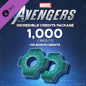 Marvel's Avengers Incredible Credits Pack
