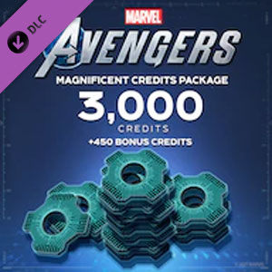 Marvel's Avengers Magnificent Credits Pack
