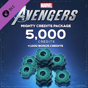 Marvel's Avengers Mighty Credits Pack