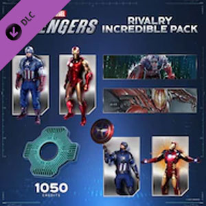 Marvel's Avengers Rivalry Incredible Pack