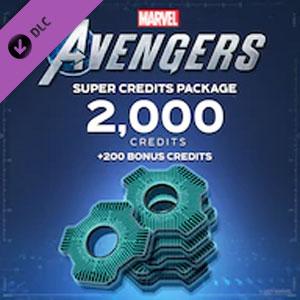 Marvel's Avengers Super Credits Pack