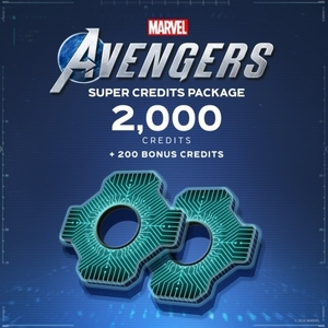 Buy Marvels Avengers Super Credits Pack PS4 Compare Prices
