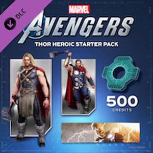 Marvel's Avengers Thor Heroic Starter Pack