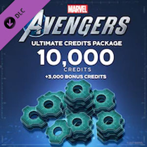 Marvel's Avengers Ultimate Credits Pack