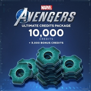 Buy Marvels Avengers Ultimate Credits Pack PS4 Compare Prices