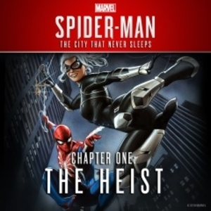 Buy Marvels Spider Man The Heist PS4 Compare Prices