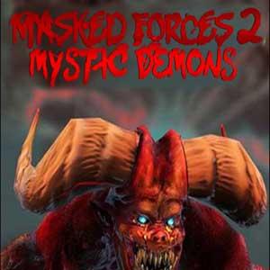 Masked Forces 2 Mystic Demons
