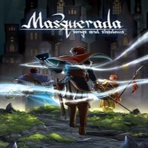 Masquerada Songs and Shadows