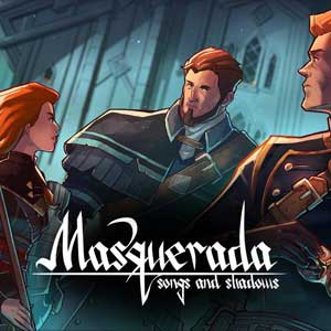 Masquerada Songs and Shadows