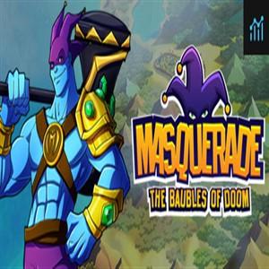 Masquerade The Baubles of Doom