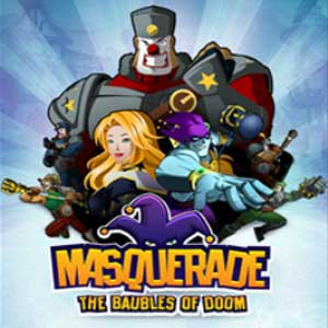 Buy Masquerade The Baubles of Doom CD Key Compare Prices
