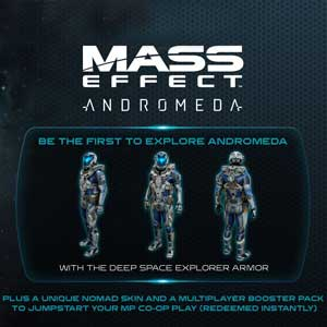 Buy Mass Effect Andromeda Deep Space Pack CD Key Compare Prices
