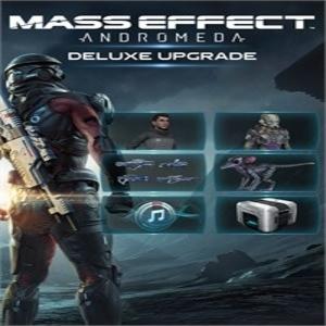 Mass Effect Andromeda Deluxe Upgrade