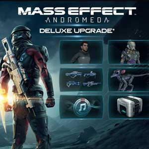 Buy Mass Effect Andromeda Deluxe-Upgrade Edition PS4 Game Code Compare Prices