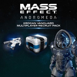 Buy Mass Effect Andromeda Krogan Vanguard Multiplayer Recruit Pack PS4 Compare Prices